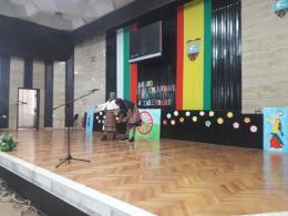 Международен ден на ромите - ОУ Васил Левски - Преселенци